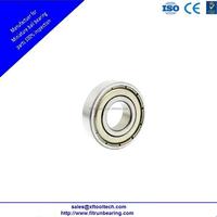 6001ZZ metal Shielded Deep Groove Ball Bearing 28mm x 12mm x 8m