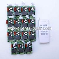 1 channel/ 1ch rf wireless remote control switch AK