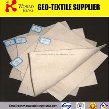 Good quality best sell polyester nonwoven geotextile felt