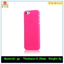 Beautiful trendy mobile phone cases for samsung S4 supper slim case