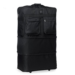 Fashion high quality polyester eminent luggage price