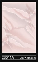 Pink or blue iddis or Sunda bathroom wall tile designs 20*30
