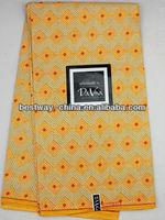 Afircan cotton dutch wax print fabrics ankara cotton fabric Super real wax from china W64