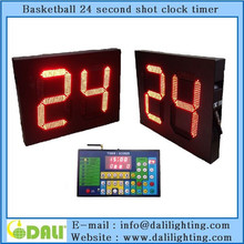 remote control ledportable digital basketball 24 second