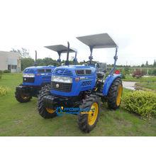 El más barato de jardín tractor jinma- 254 25hp tractor con 4 en 1 cargador frontal