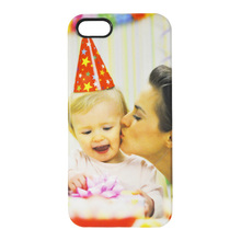 (SF) Phone case Personalized custom printed 3D mobile phone cover for iphone 5 cases