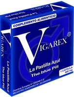 VIGAREX a 100% natural food supplement stimulating your sexual performance