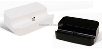 White/Black docking station for Samsung Galaxy S3 S4 S5 S6 Note 2/3/4 dock battery charger