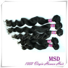 Top sales and best quality loose wave Brazilian virgin hai
