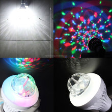 The Most popular RGB Rotating stage light in 2015