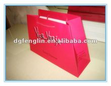 Cheap thin cement paper packaging gift bags