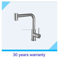 Pull-out stainless steel upc 61-9 nsf kitchen faucet