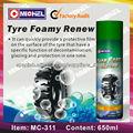 Limpiador de neumáticos& polaco