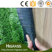 High density Non-filling sports artificial grass surface flooring carpet
