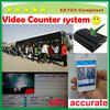 sd card support 4ch mobile dvr HDD, MDVR with couter system bus
