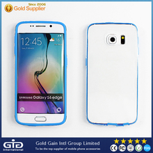 [GGIT] Super Transperant Bumper Case For Samsung For Galaxy S6 Edge