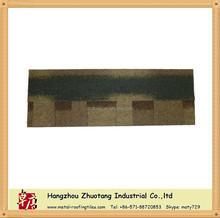 Double layer Waterproof Laminated Asphalt Shingle manufacturer