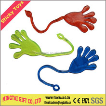 Promotional Sticky Toys/Sticky Hands/Novelty Toys