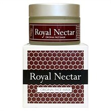 Nelson Honey New Zealand Royal Nectar - Original Face Mask