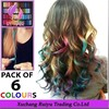 hair chalk for dip dye remy brazilian hair weave hair dye without chemicals