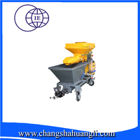 High Speed Auto Wall Plastering Machine /Dry Concrete Spraying Machine for the Middle East
