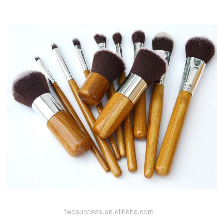 11pcs Bamboo makeup brush.jpg