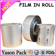 Yason heat shrink PE shrink packaging film stretch wrapper