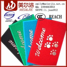 Unique design cleaning anti slip dog pee mat