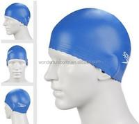 2015 Cheap latex material swimming caps wholesale;cheap latex swim cap