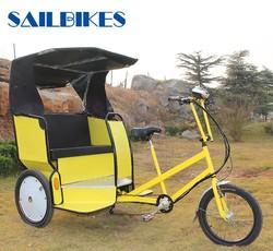 pedal assist system electric cargo rickshaw