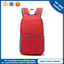 School daily knapsack bag, sports rucksack fashion knapsack with laptop compartment