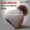 Nueva oferta gorrita tejida a punto, sombreros, venta al por mayor de sombrero de ganchillo para niñas de Rusia