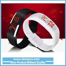 2015 New Fashion Touch Screen LED Bracelet Digital Watches For Men&Ladies&Child Clock Womens Wrist Watch Sports Wristwatch