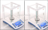 Labrotary external Calibration Touch Screen Electronic Balance Scale 100g/1mg electronic labrotary balance