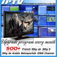 Unique Supplier! Six Months Qhdtv Iptv Account Support Set-Top-Box Iptv Account Mag-250 Micro Iptv Box Europe Channels Beinsport