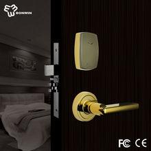 wired type hotel door lock