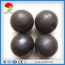 Austempered Ductile Iron Grinding media steel Balls for forging machinery