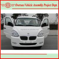 China Used Passenger Mini Van Car