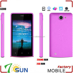 made in china A300 lowest price china android phone