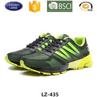 Unique design brands zapatos new model running sport shoes men