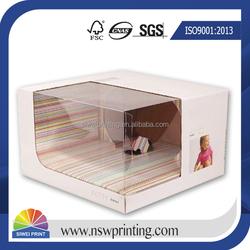 Wholesale Corrugated Custom Paper Display Box