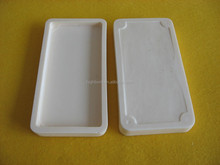 99.5% grinding smooth surface alumina ceramic tray