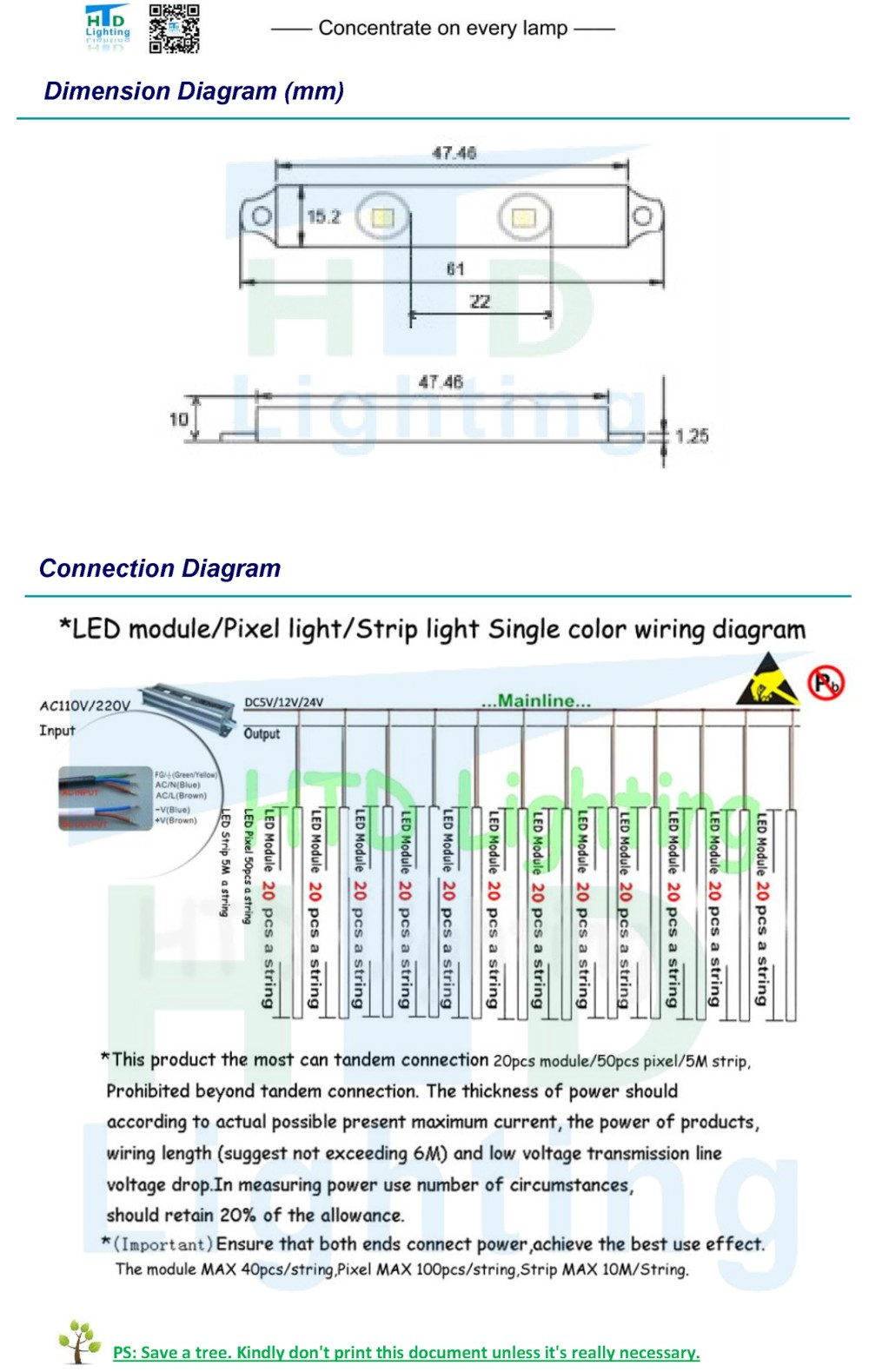 12v Dc 2538 Led Pixel Module With Samsung Chips Buy High Quality Wiring Diagram Htd 4512 2835a Smd2835 160lens 2leds Spec 3