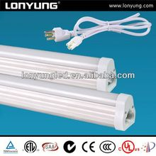 UL TUV t5 28w color fluorescent tube