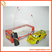 Mini cartoon 2 channel rc car kit with light RC073173154