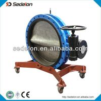 Top Selling Long Stem Butterfly Valve