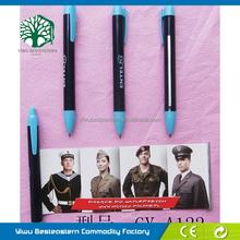 Logo Printed Pen, Roller Tip Pen, 2015 New Pulls Pen