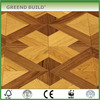 Walnut with Oak wood parquet flooring for sale