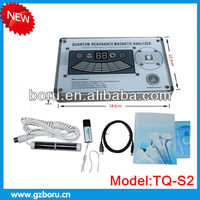 2014 Hot selling!! Spanish Version Portable Quantum Resonance Magnetic Analyzer Price
