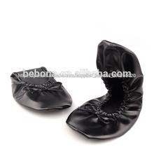 Pisos plegables Nuevo partido de la manera de productos 2015 doblar los zapatos para los invitados a la boda
